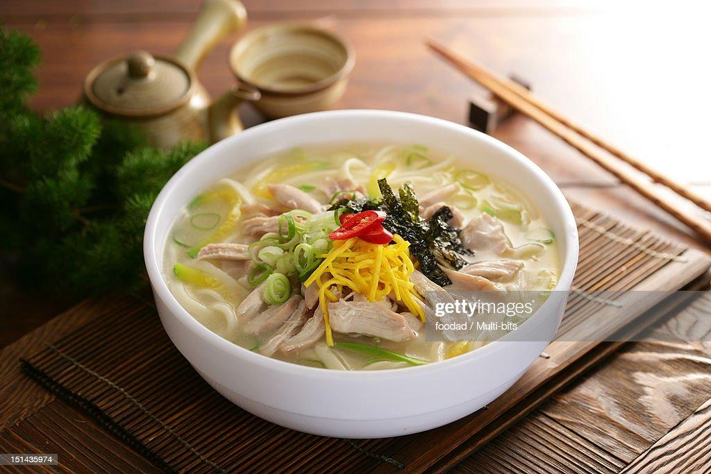 Korean food, Kalguksu