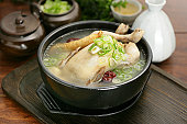 Korean food, Samgyetang
