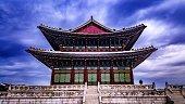 Kyeongbokgung palace Seoul Korea