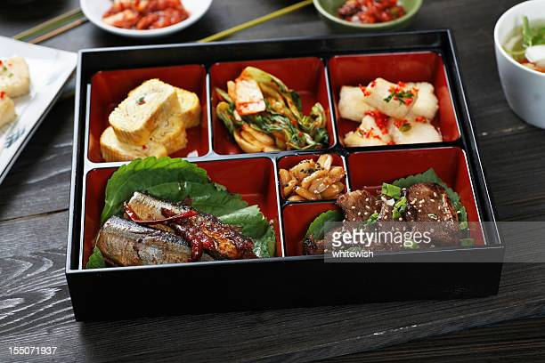 Koreanische Lunch Box