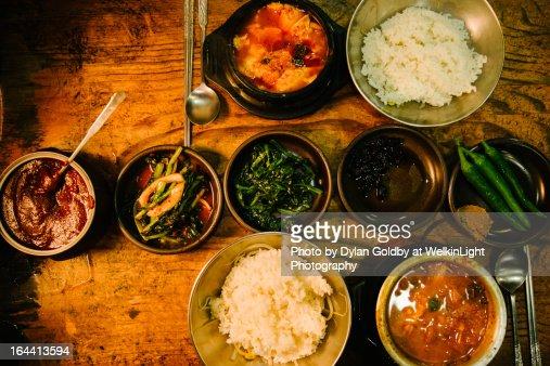 Korean Meal