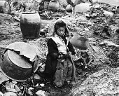 Korean orphan 19501953 Korean war National Archives Washington