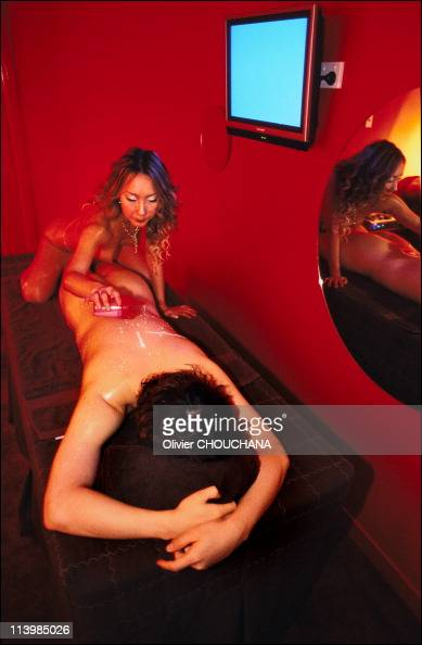 image Korean massage parlor hidden cam