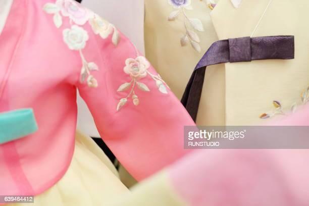Korean traditional dress, hanbok
