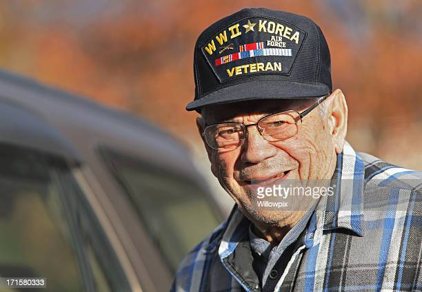WWII Korean War Military Veteran