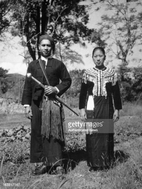 Korin People Of Burma 1955