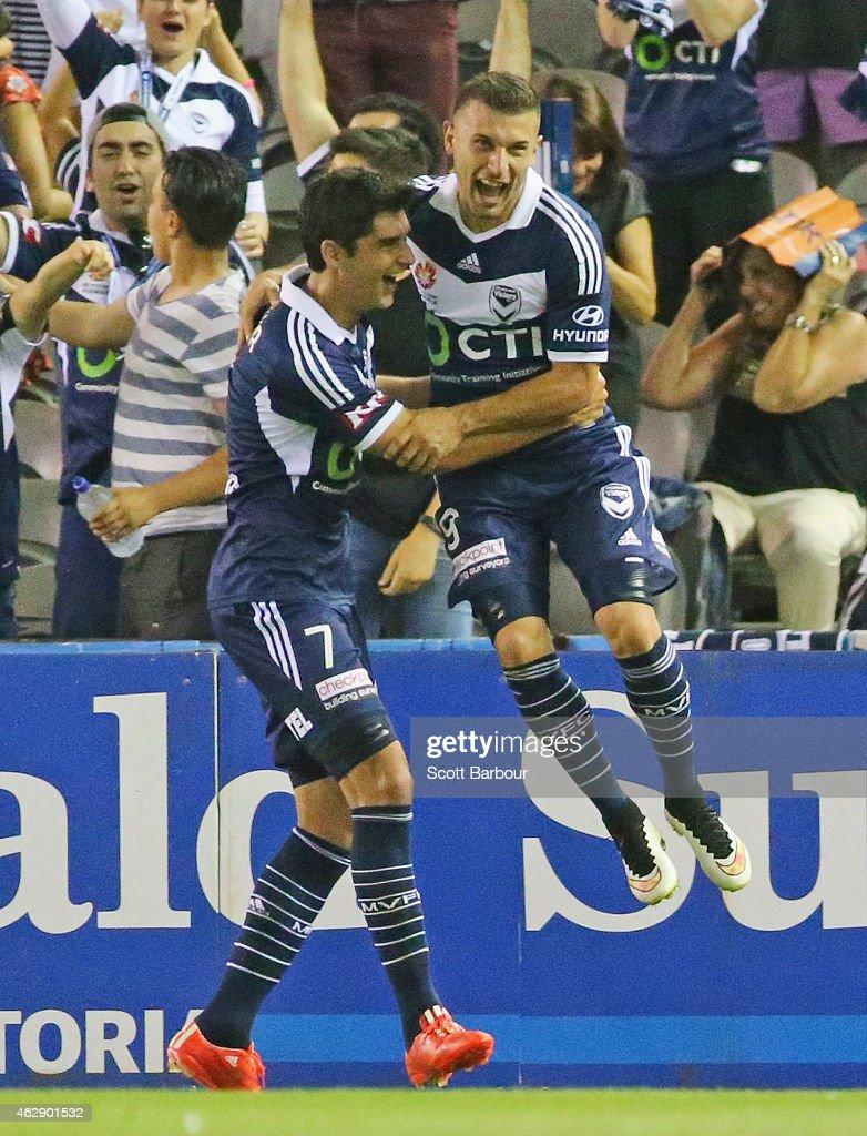 A-League Rd 16 - Melbourne Victory v Melbourne City