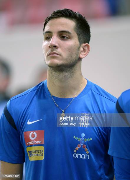 Kostas Manolas Greece