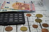 Baukosten, Nebenkostenabrechnung, Strom, Gas , Wasser ...was kostet eine Immobilie?