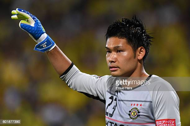 Kosuke Nakamura of Kashiwa Reysol in action during the JLeague match between Kashiwa Reysol and Kashima Antlers at the Hitachi Kashiwa Soccer Stadium...