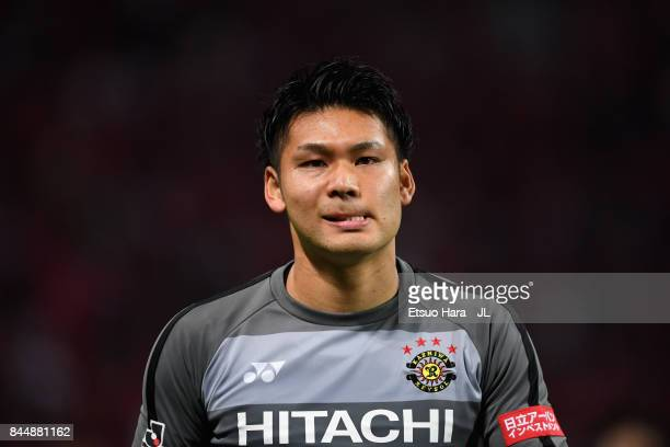 Kosuke Nakamura of Kashiwa Reysol looks on after the JLeague J1 match between Urawa Red Diamonds and Kashiwa Reysol at Saitama Stadium on September 9...