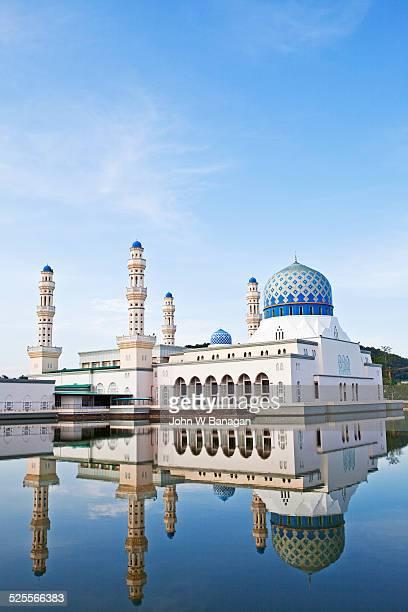 Kota Kinabalu City Mosque, Sabah