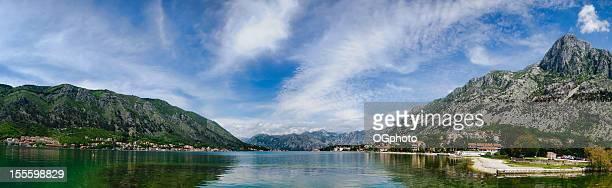 Bucht von Kotor, Montenegro