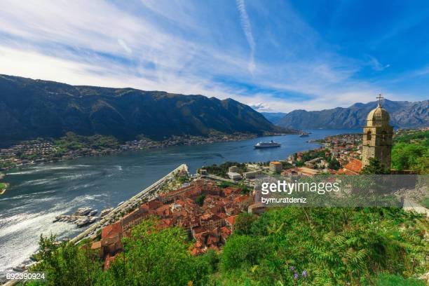 Kotor, Montenegro, Adria
