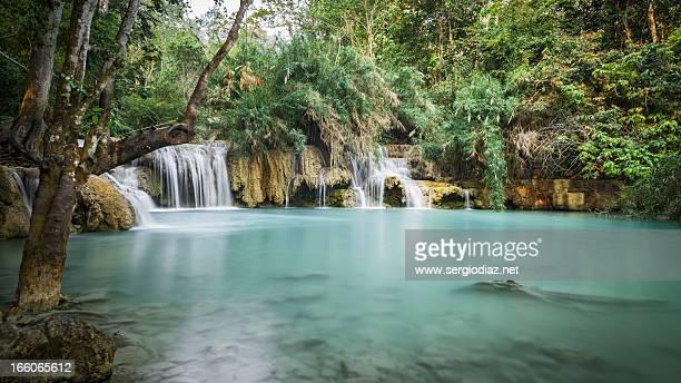 Kouang Si Waterfalls