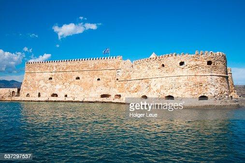 Koules Fortress (Rocca al Mare)