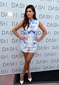 Kourtney Kardashian attends the Grand Opening of DASH Miami Beach at Dash Miami Beach on March 12 2014 in Miami Beach Florida