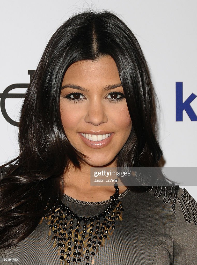 Kourtney Kardashian attends the 'Rich Soil' launch party at Kitson on Roberston on October 21, 2009 in Beverly Hills, California.