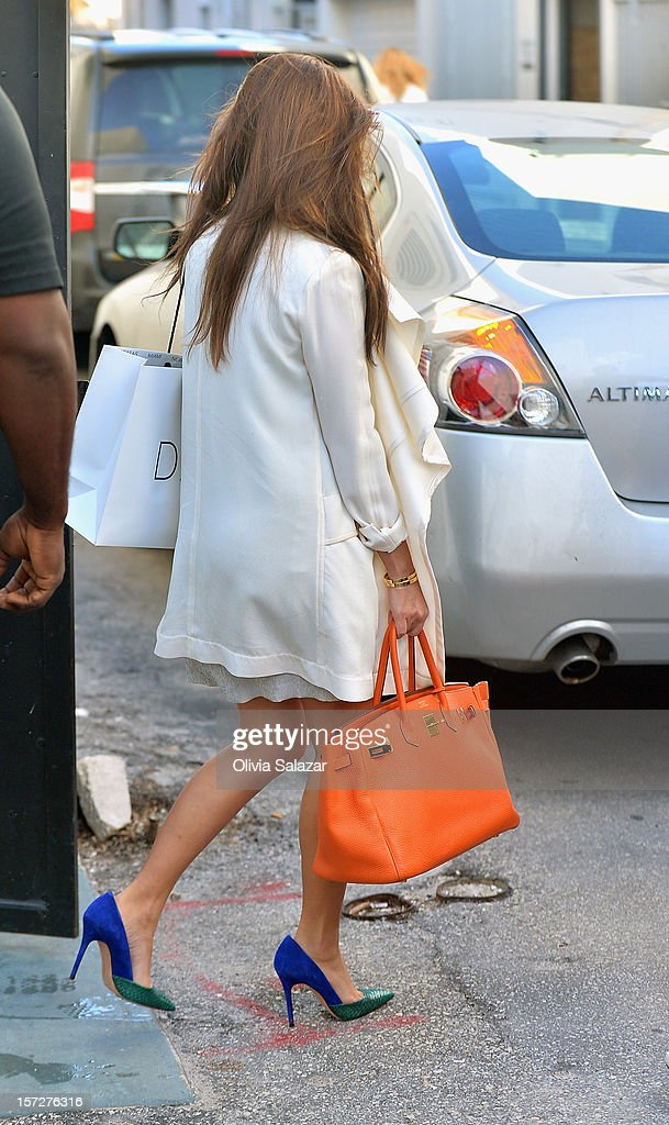 Kourtney Kardashian Sighting In Miami on December 1, 2012 in Miami, Florida.
