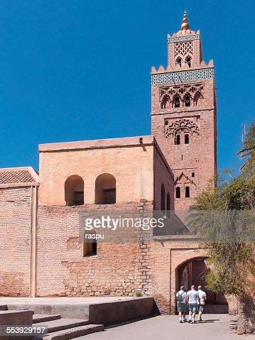 Koutobia mosque, Marrakech - Morocco