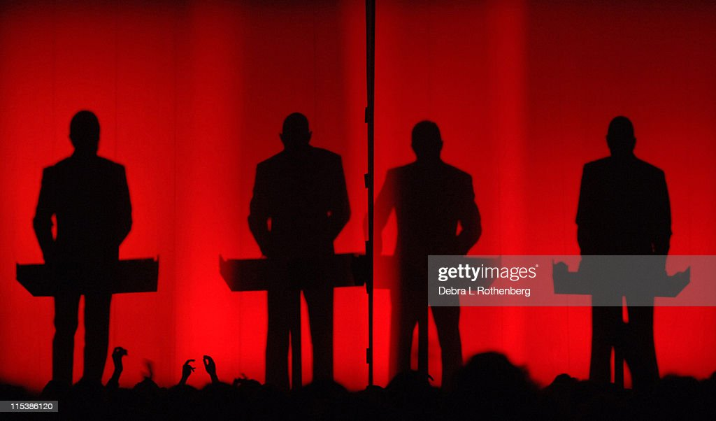 Kraftwerk Live in Concert at The Hammerstein Ballroom - June 1, 2005