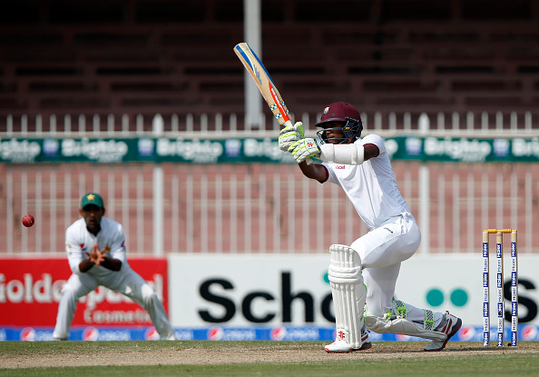 Pakistan v West Indies - 3rd Test: Day Three : News Photo