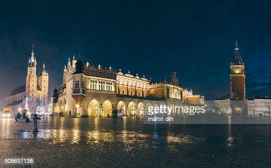 Krakow : Stock Photo