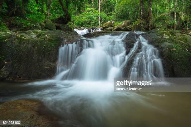 Krating waterfall in Chantaburi;Thailand