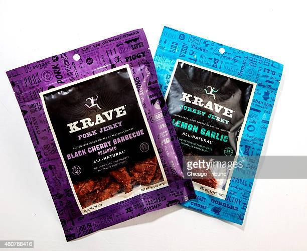 Krave puts a creative spin on jerky with flavors like Black Cherry Barbecue and Pineapple Orange