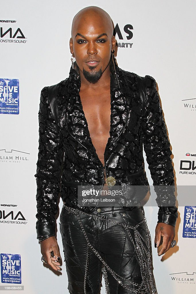 Kraven attends the VH1 Divas After Party To Benefit The VH1 Save The Music Foundation at The Shrine Auditorium on December 16, 2012 in Los Angeles, California.