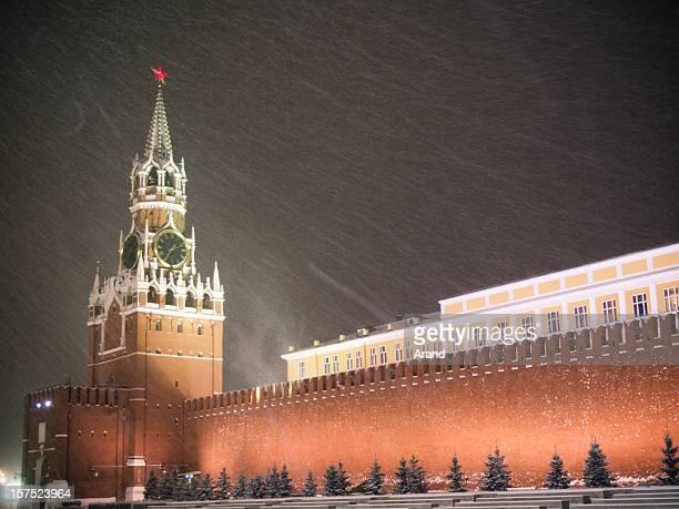 Kremlin in winter