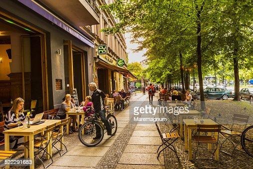 Kreuzberg, Pubs in Schlesische Strasse (street)