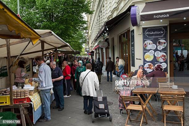 Kreuzberg Turkish Market