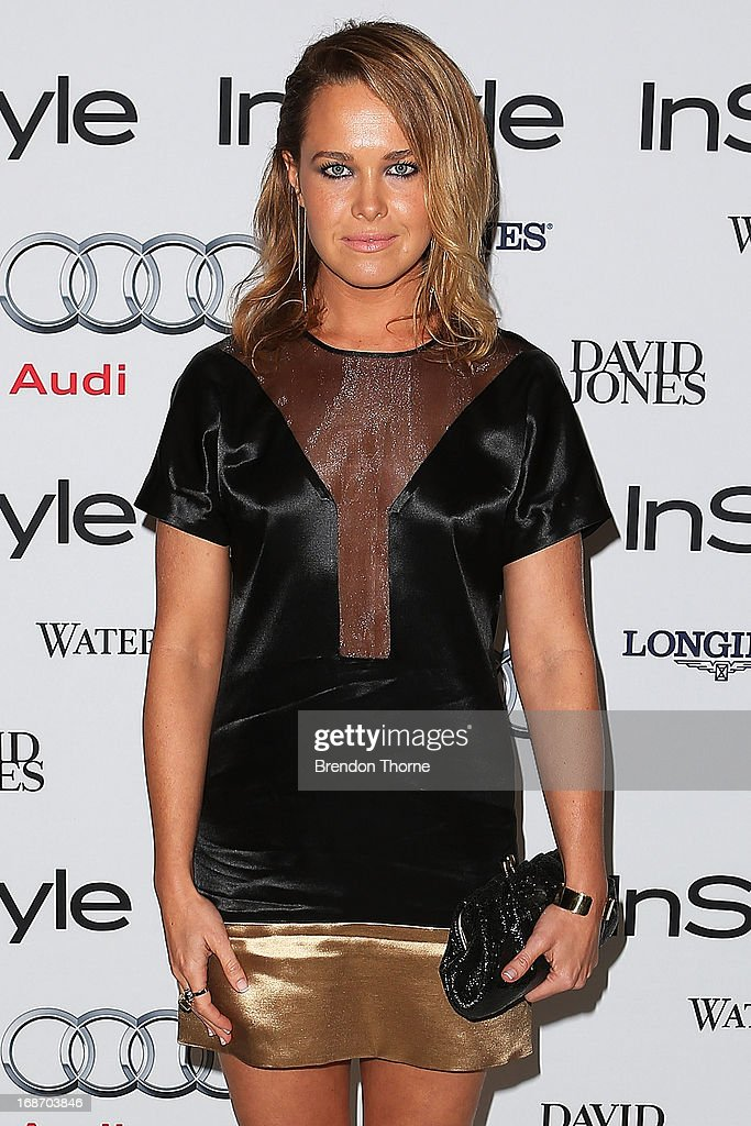 Krew Boylan arrives at the 2013 Instyle and Audi Women of Style Awards at Carriageworks on May 14, 2013 in Sydney, Australia.