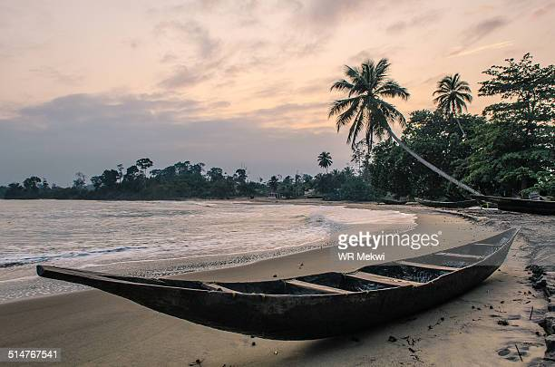 Kribi Morning