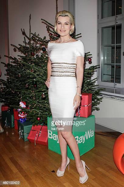 Kriemhild Siegel attends the Passauer Runde Hosts Christmas Charity on December 05 2014 in Passau Germany