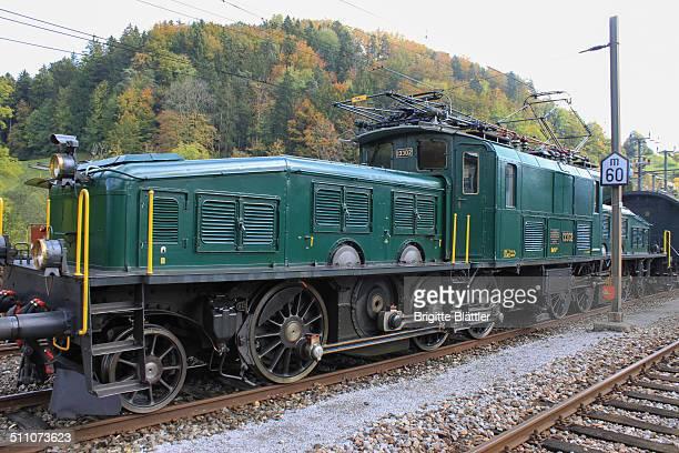 'Krikodil' Be 6/8III 13302 year 1950 SBB Schweizerische Bundesbahnen