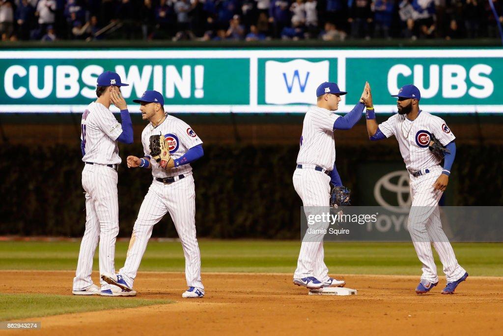 NLCS: Los Angeles Dodgers vs. Chicago Cubs