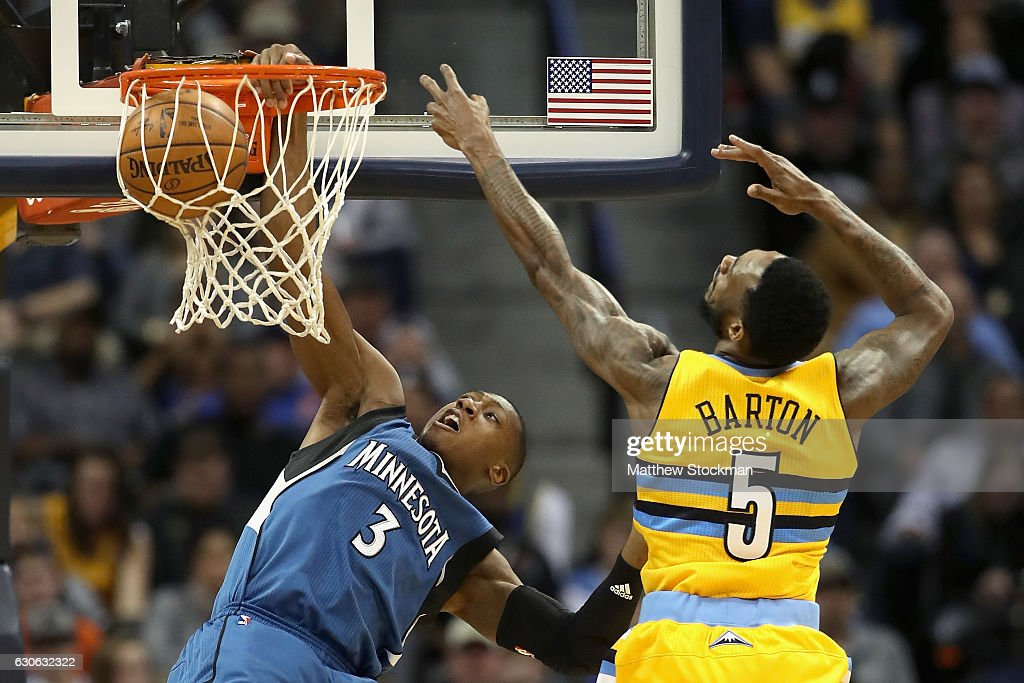 Minnesota Timberwolves v Denver Nuggets