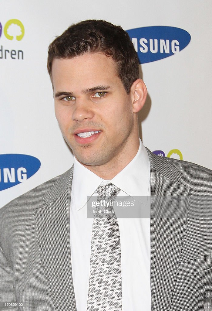 Kris Humphries attends Samsung Hope For Children 12th Annual Gala at Cipriani Wall Street on June 11, 2013 in New York City.