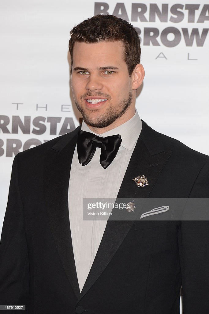Kris Humphries attends the Barnstable Brown Kentucky Derby Eve Gala at Barnstable Brown House on May 2, 2014 in Louisville, Kentucky.