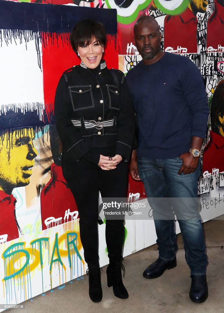 kris-jenner-and-corey-gamble-attend-tommy-hilfiger-spring-2017-womens-picture-id634330218