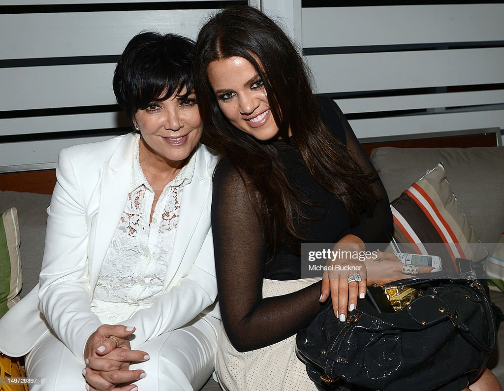<a gi-track='captionPersonalityLinkClicked' href=/galleries/search?phrase=Kris+Jenner&family=editorial&specificpeople=762610 ng-click='$event.stopPropagation()'>Kris Jenner</a> (L) and <a gi-track='captionPersonalityLinkClicked' href=/galleries/search?phrase=Khloe+Kardashian&family=editorial&specificpeople=3955023 ng-click='$event.stopPropagation()'>Khloe Kardashian</a> Odom attend the Seventeen Magazine's September Issue Celebration with Kendall Jenner and Kylie Jenner at the W Hotel Westwood on August 2, 2012 in Westwood, California.