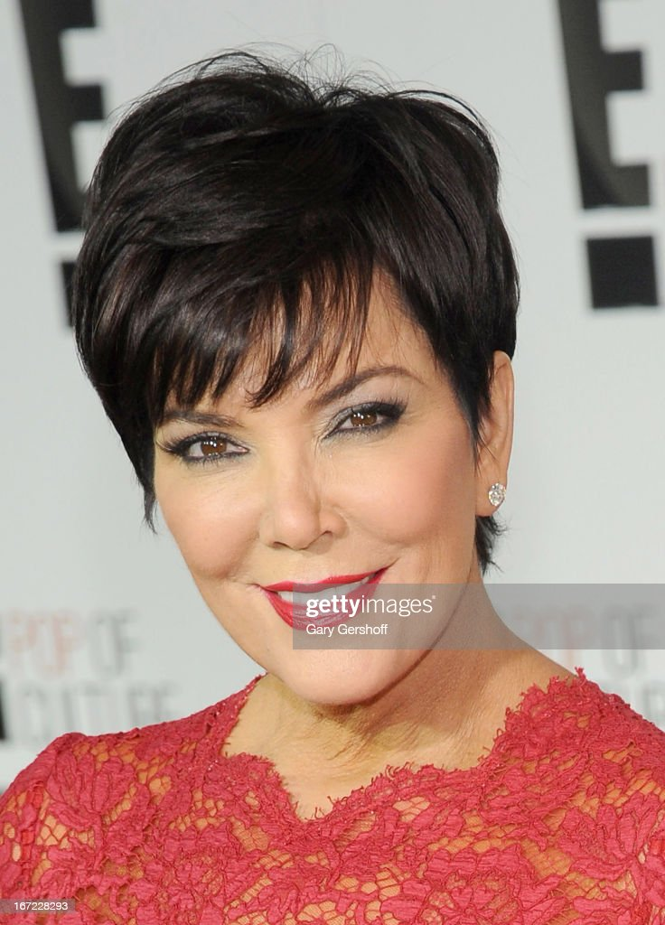 Kris Jenner attends the 2013 E! Upfront at The Grand Ballroom at Manhattan Center on April 22, 2013 in New York City.