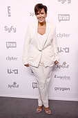 Kris Jenner attends the 2015 NBCUniversal Cable Entertainment Upfront at The Jacob K Javits Convention Center on May 14 2015 in New York City