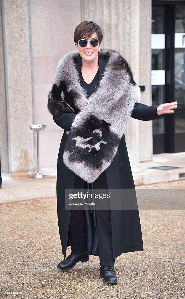 ... Fashion Week Womenswear Fall Winter 2016/2017 on March 9, 2016 in