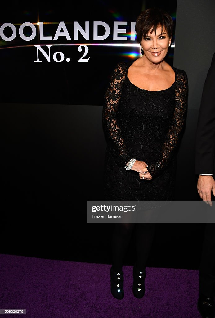 <a gi-track='captionPersonalityLinkClicked' href=/galleries/search?phrase=Kris+Jenner&family=editorial&specificpeople=762610 ng-click='$event.stopPropagation()'>Kris Jenner</a> attends the 'Zoolander No. 2' World Premiere at Alice Tully Hall on February 9, 2016 in New York City.