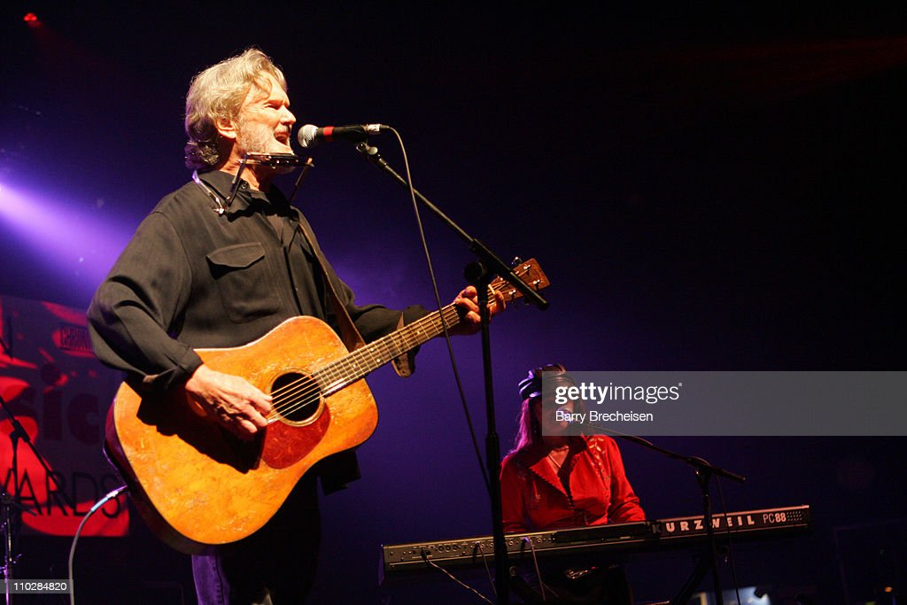 20th Annual SXSW Film and Music Festival - Kris Kristofferson and Jessi Colter