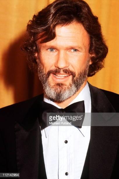 Kris Kristofferson portrait New York 1980