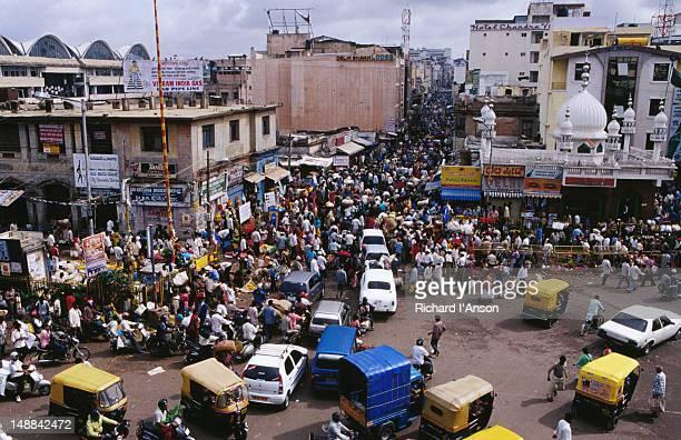 Krishnarajendra (City) market.